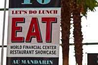 EAT - WFC Restaurant Showcase, Fall 2010